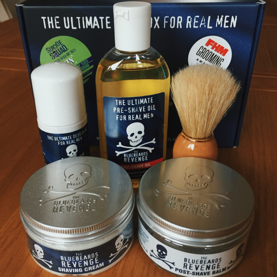 The Bluebeards Revenge Gift Box Review