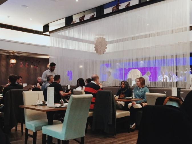 The Don Milton Keynes restaurant