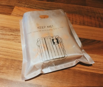 Cheese Posties toaster bag