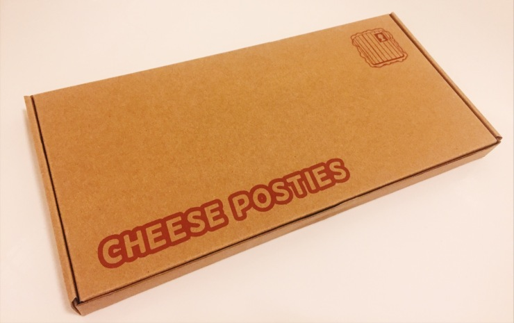 Cheese Postie subscription box review