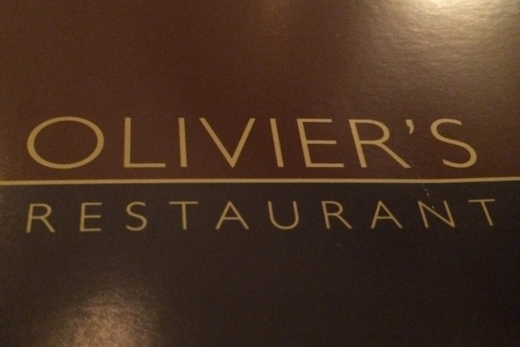 Olivier's at the Woburn Hotel