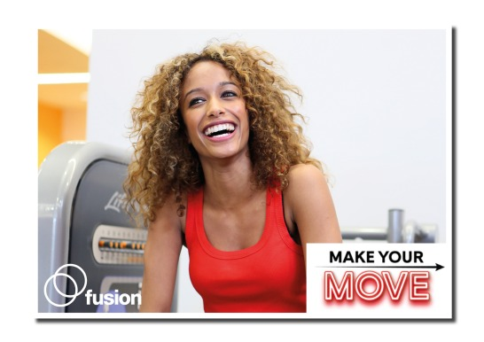Make Your Move - Fusion Health Clubs