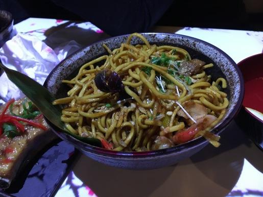 inamo's shameful Singapore vermicelli noodles