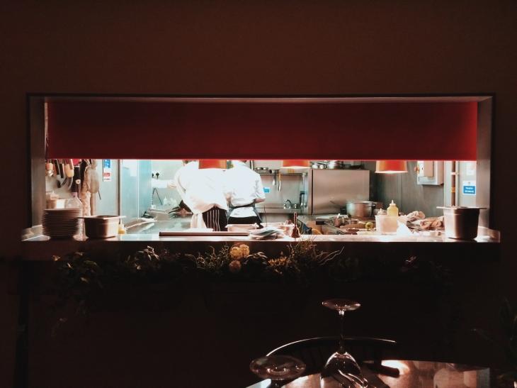 Nelson Street kitchen