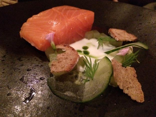 Nelson Street salmon