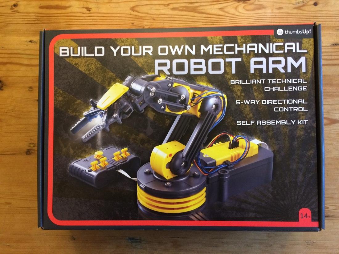 Qwerkity Robotic Arm