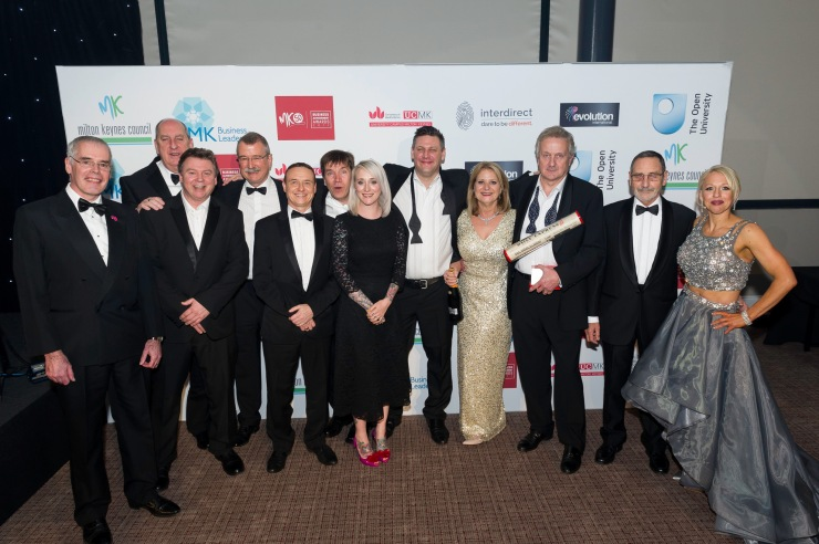 MKBAA Business of the year 2017: Marshalls Amplification