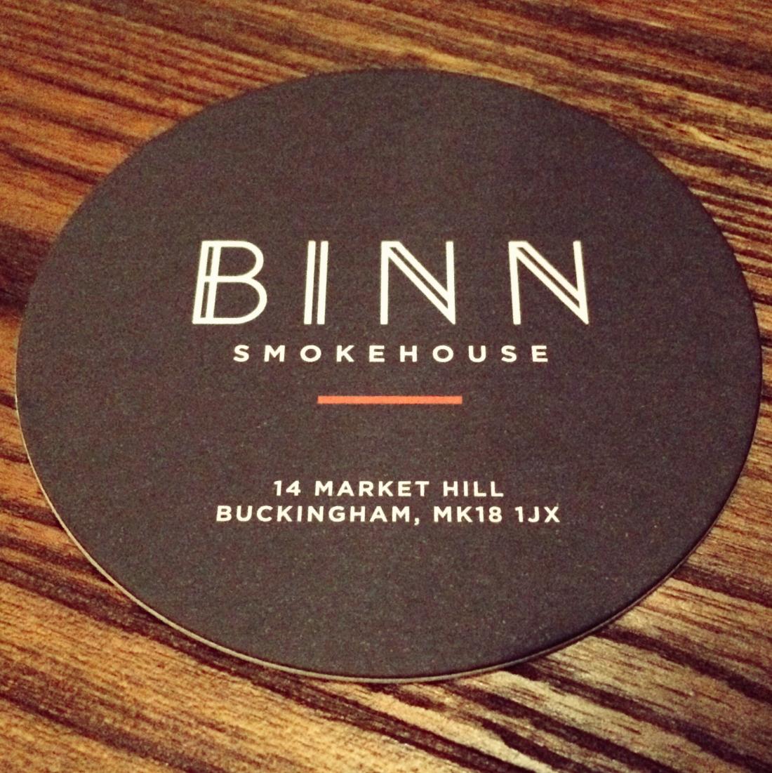 Binn Smokehouse Logo