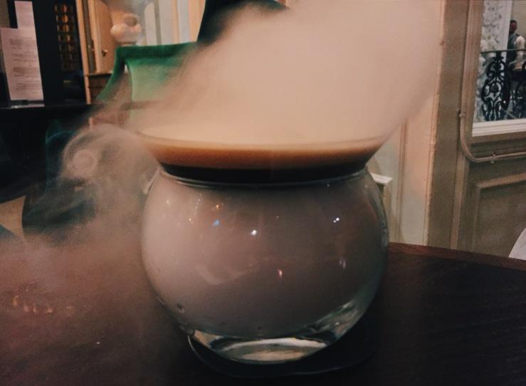 Espresso Martini at The Grand
