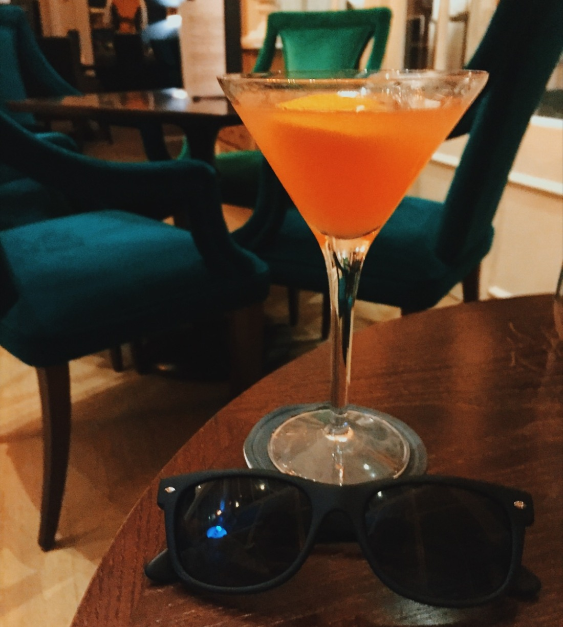 Cocktail at The Grand Hotel in Brighton