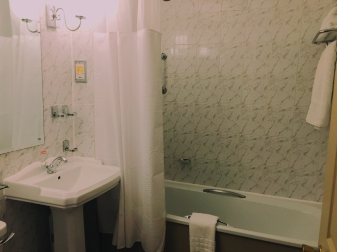 The Grand bathroom review