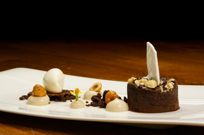 Paris House Chocolate fondant