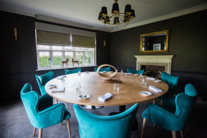 Paris House table