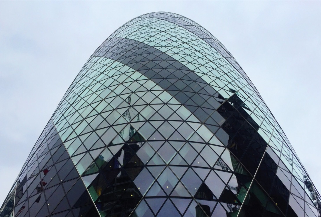 Searcys The Gherkin London review