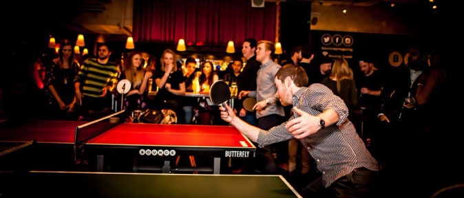 Things to do in London - Bounce
