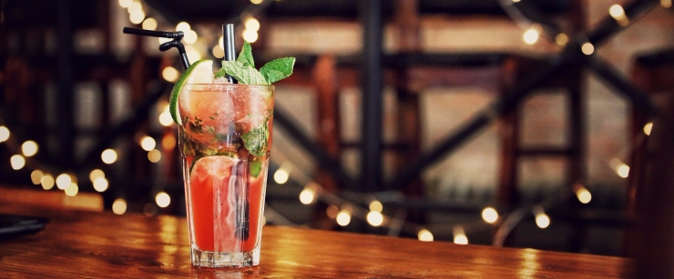 Free drinks and cocktails in London