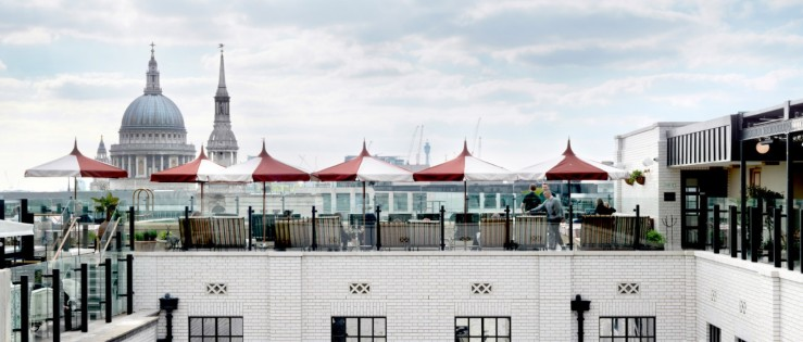 The Ned Rooftop London