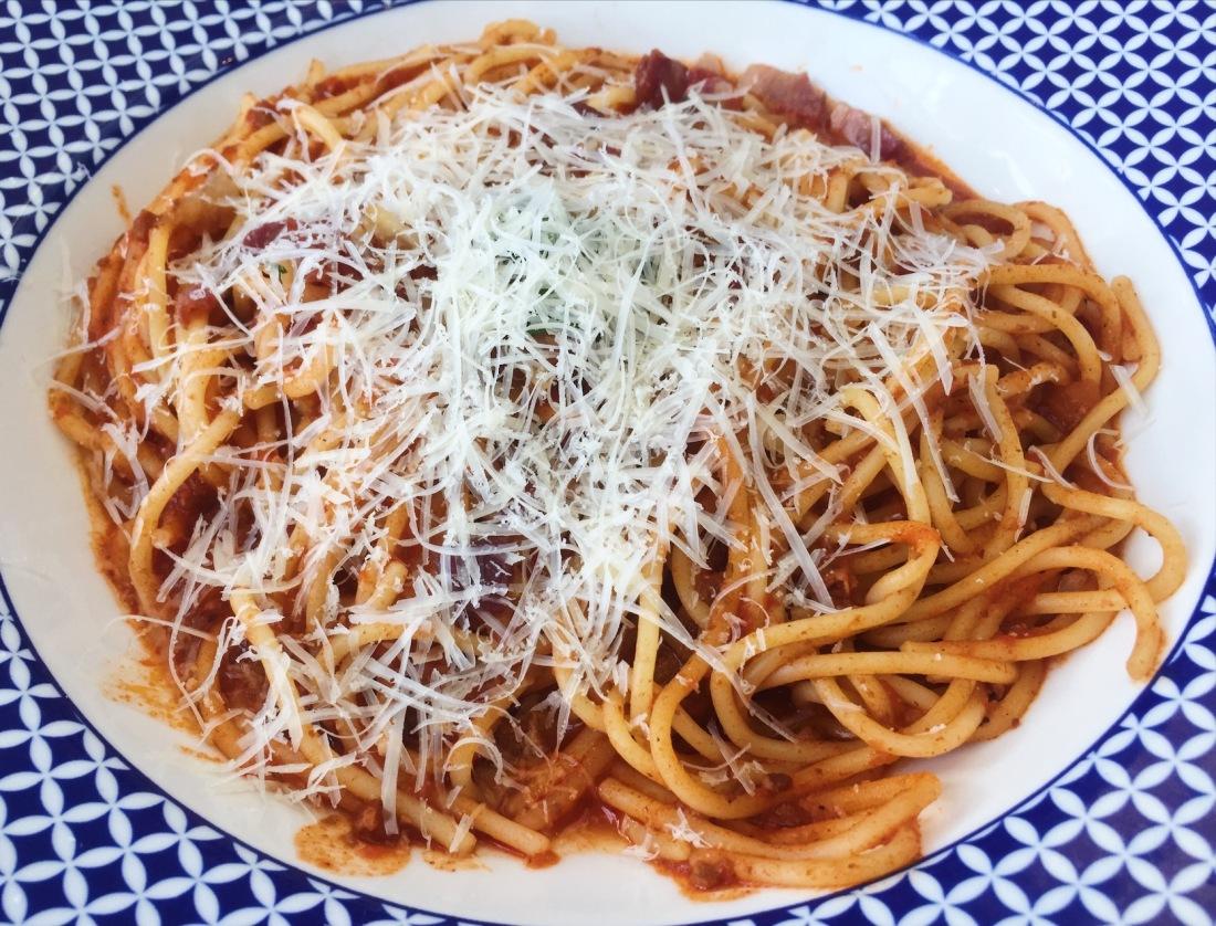 Carluccios Milton Keynes review Beef Ragu Italian