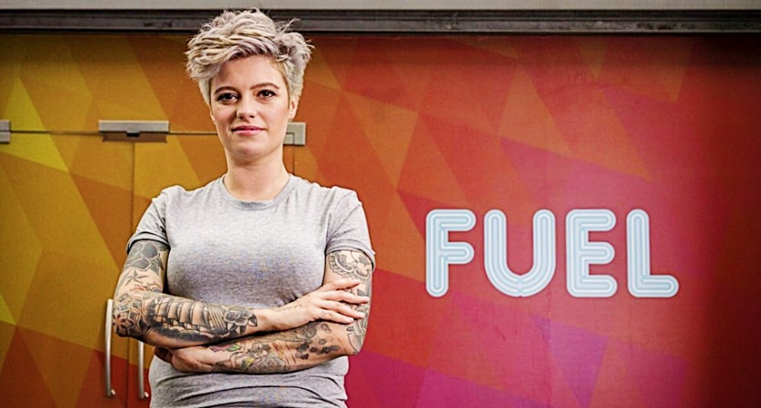 Fuel pop-up with Jack Monroe