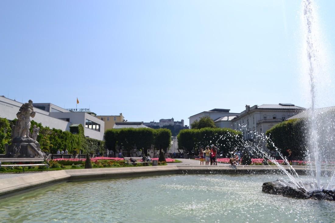 Salzburg-garden-fountain