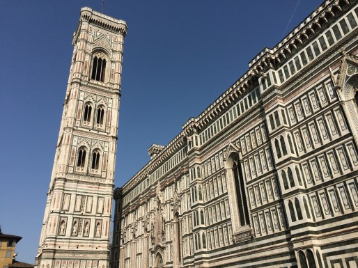 Italy-florence-Il-Duomo-di-Firenze-bell-tower