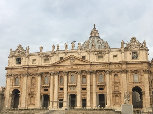 Italy-vatican-city-St-peters-basilica
