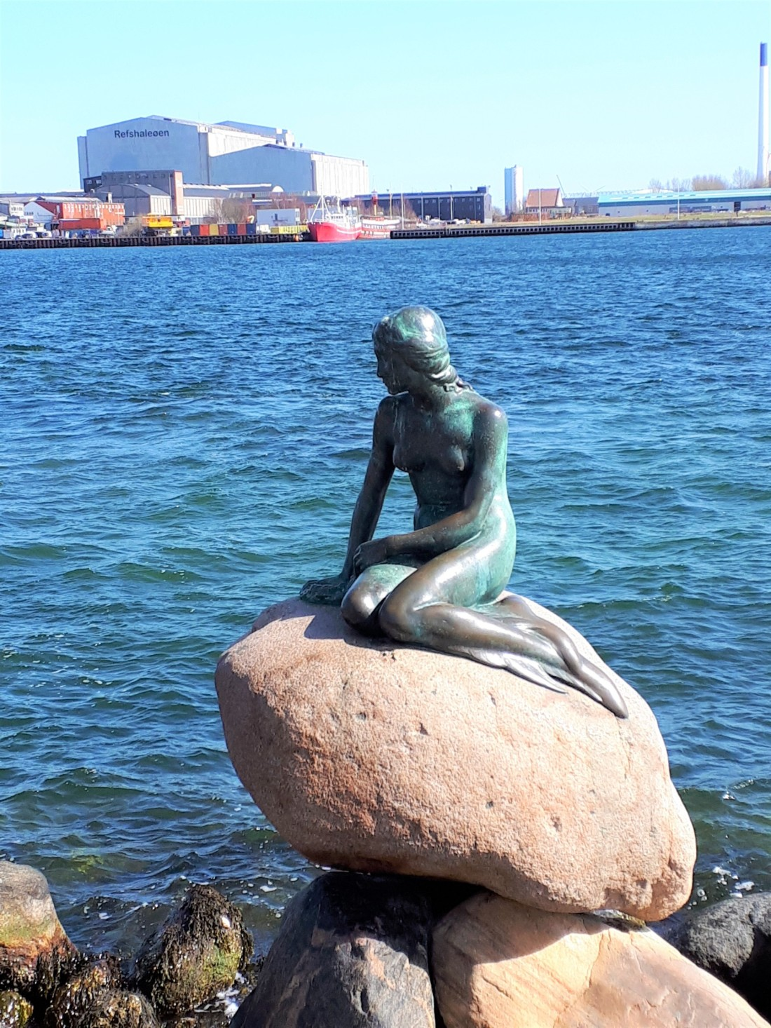 Denmark_little_mermaid
