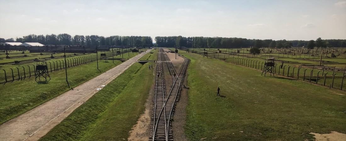 Poland_Auschwitz_track